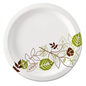 Dixie® Pathways; Heavyweight Paper Plates, 10 1/16