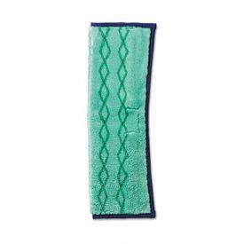Rubbermaid® HYGENMicrofiber Dust and Wet Mop Plus, Green/Blue