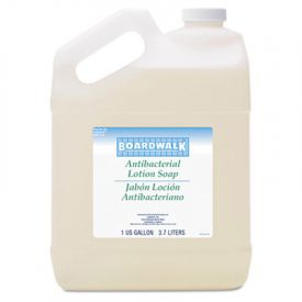 Boardwalk® Antibacterial Soap, Floral Balsam, 1 gal.
