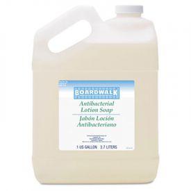 Boardwalk® Antibacterial Soap, Floral Balsam, 1 gal.