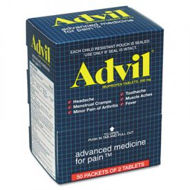 Advil® Ibuprofen Tablets, 2/Pack