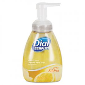 Dial® Antimicrobial Foaming Hand Soap, Light Citrus, 7.5 oz Pump