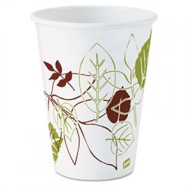 Dixie® Pathways; Paper Hot Cups, 12 oz
