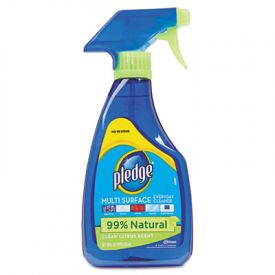 Pledge® Multi-Surface Cleaner, Clean Citrus Scent, 16oz Trigger Bottle