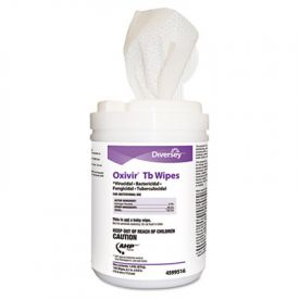 Diversey™ Oxivir® TB Disinfectant Wipes, AHP Technology, White