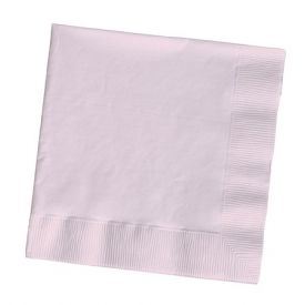 Classic Pink Lunch Napkins, 2-Ply