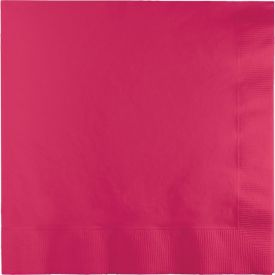 Hot Magenta Lunch Napkins, 2-Ply