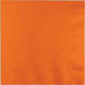 Sunkissed Orange Lunch Napkins 2-Ply