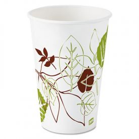 Dixie® Pathways; Polycoated Paper Cold Cups, 16 oz