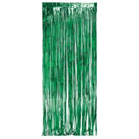 Green Door Fringe, Foil 8' x 3'