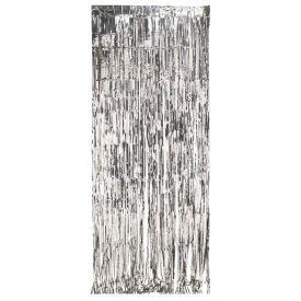 Silver Door Fringe Foil 8' x 3'