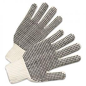 Anchor Brand® PVC-Dotted String Knit Gloves XTRA Grip