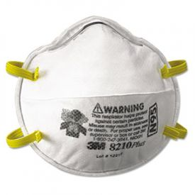 3M Particulate Respirator 8210 N95 **Unavailable until 3-31-20**