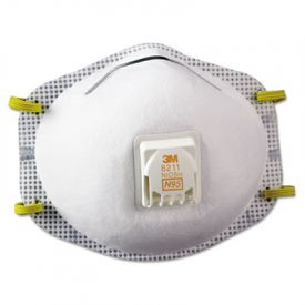 3M Particulate Respirator 8211 N95 **Unavailable until 3-31-20**