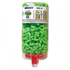 Moldex® Pura-Fit® Single-Use Earplugs, Cordless, 33NRR