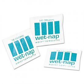 Sani Professional® Wet-Nap Premoistened Towelettes, 5 x 7 3/4, White