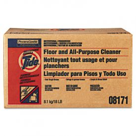 Tide® Floor and All-Purpose Cleaner, Powder, 18 lb. Box