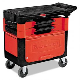 Rubbermaid® Commercial Trades Cart, 330-lb Cap., 19 1/4w x 38d x 33 3/8h