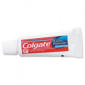 Colgate® Fluoride Toothpaste, Personal Sized, 85-oz. Tube, Unboxed