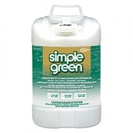 Simplegreen® All-Purpose Cleaner/Degreaser, 5gal, Pail