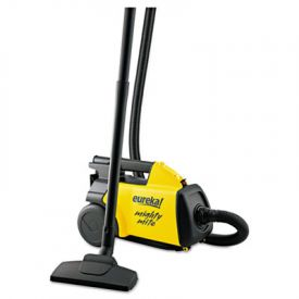 Eureka® Mighty Mite® Canister Vac, 9A Motor, 8.2 lb, Yellow