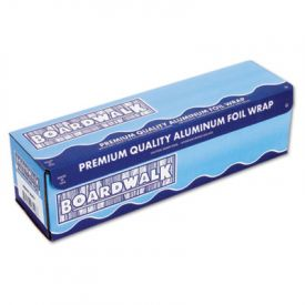 Boardwalk® Heavy-Duty Aluminum Foil Roll, 12 in x 500 ft, 20 Microns