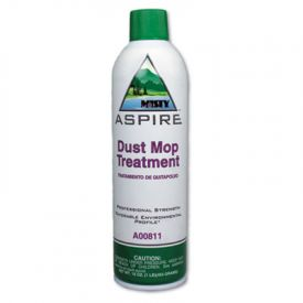 Misty® Aspire Dust Mop Treatment, Lemon Scent, 20 oz. Aerosol Can