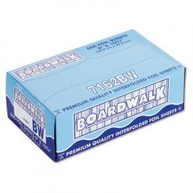 Boardwalk® Pop-Up Aluminum Foil Sheets, 9 x 10 3/4