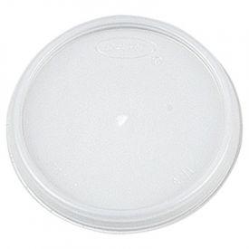 Dart® Plastic Lids, Fits 4oz Cups, Translucent