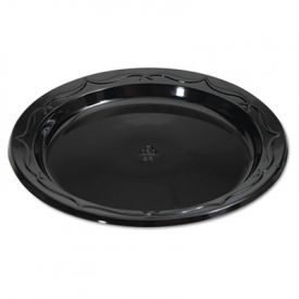Genpak® Silhouette® Plastic Plate, 6