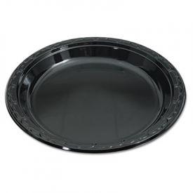 Genpak® Silhouette® Plastic Plate, 10 1/4