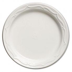 Genpak® Aristocrat Plastic Plate, 6