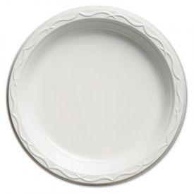 Genpak® Aristocrat Plastic Plate, 9