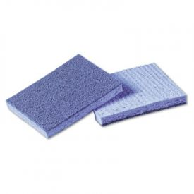 Scotch-Brite™ Soft Scour!™ Scrub Sponge, 3 1/2 x 5 in, Blue