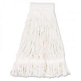 Boardwalk® Mop Head, ProLoop Web/Tailband,  Cotton, 24oz