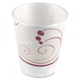 SOLO® Cup Trophy Dual Temp Insulated Cups in Jazz Design, 8 oz
