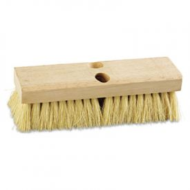 Boardwalk® Deck Brush Head, 10