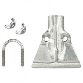 Boardwalk® Metal Handle Braces, Small, Fits 18 to 48