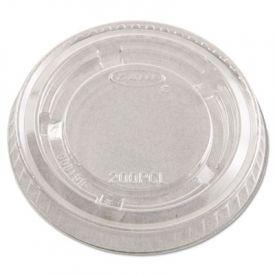 Dart® Conex® Complements Portion/Medicine Cup Lids, Plastic