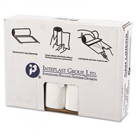 Inteplast Group HD Can Liners Value Pack, 33 x 39, 33-Gallon, 16 Microns