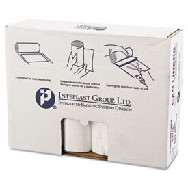 Inteplast Group HD Can Liners Value Pack, 38 x 58, 60-Gallon, 14 Microns