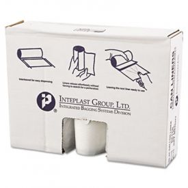Inteplast Group HD Can Liners Value Pack, 40 x 46, 45-Gallon, 14 Microns