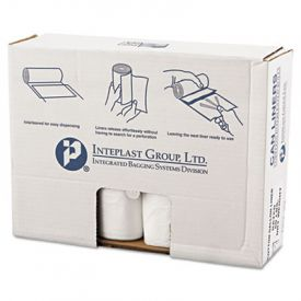 Inteplast Group HD Can Liners Value Pack, 43 x 46, 60-Gallon, 16 Microns