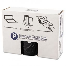 Inteplast Group HD Can Liners Value Pack, 38 x 58, 60-Gallon, 22 Microns