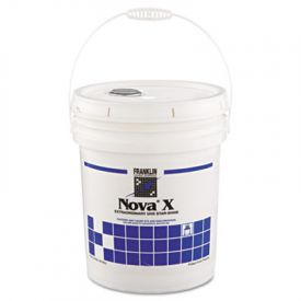 Franklin Cleaning ; Nova XStar-Shine Floor Finish, Liquid, 5 gal. Pail