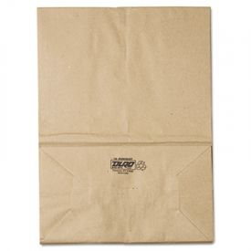 General Grocery Paper Bags, 57-lb. , Brown Kraft, 12 x 7 x 17