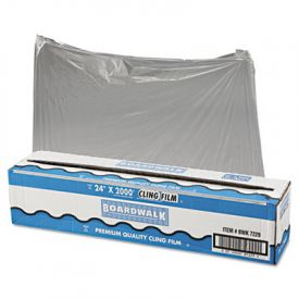 Boardwalk® PVC Food Wrap Film, 24