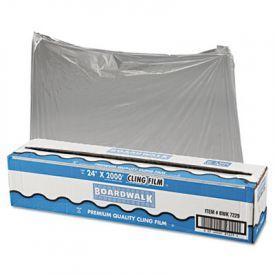 Boardwalk® PVC Food Wrap Film, 24