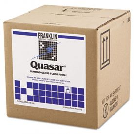 Franklin Cleaning ; Quasar; High Solids Floor Finish, Liquid, 5 gal. Box