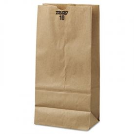 General Grocery Paper Bags, 35-lb, Brown Kraft, 6-5/16x4-3/16x13-3/8